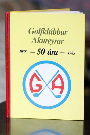 Golfklúbbur Akureyrar 50 ára