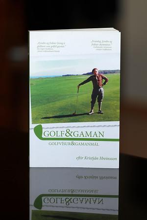 Golf & gaman : golfvísur & gamanmál