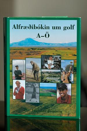 Alfræðibókin um golf : A-Ö