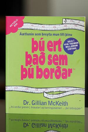 Þú ert það sem þú borðar : áætlunin sem breyta mun lífi þínu / Gillian McKeith
