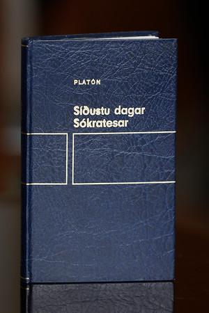 Síðustu dagar Sókratesar / Platón