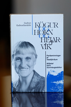 Kögur og Horn og Heljarvík - : ferðaminningar af Vestfjörðum