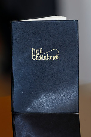 Þrjú Eddukvæði