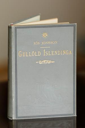 Gullöld Íslendinga : menning og lífshættir feðra vorra á söguöldinni : alþýðufyrirlestrar / Jón Jónsson