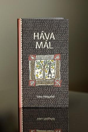 Hávamál / teikningar Gro Eriksson Stoll