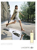 LACOSTE pour Femme Eau de Parfum 2016-2017 Germany 'Beautifully unexpected'