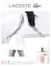 Eau de LACOSTE L.12.12 pour Elle Elégante 2016 France 'Pétillante - Elégant - Naturelle - La nouvelle collection de parfms pour femme'