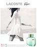 Eau de LACOSTE L.12.12 pour Elle Naturelle 2016 France 'L'esprit de la jupe plissée dans une collection de parfums'