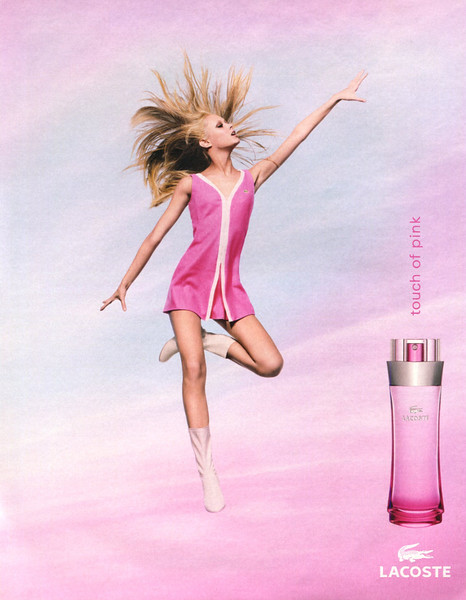 LACOSTE Touch of Pink 2004 France