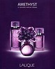 LALIQUE Amethyste 2007 Italy 'Le nouveau parfum féminin'