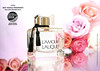 LALIQUE L'Amour 2015 UK half page 'Voted Best Female Fragrance Exclusive Brands 2014'