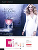 LANCÔME La Vie Est Belle 2016 Belgium (Planet Parfum stores) 'Life is beautiful - Live it your way - L'Eau de Parfum'