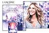 LANCÔME La Vie Est Belle Eau de Parfum 2017 Spain spread 'L'Eau de Parfum'<br /> <br /> MODEL: Julia Roberts, PHOTO: Josh Olins