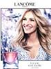 LANCÔME La Vie Est Belle Eau de Parfum 2017 Spain (format 16 x 22 cm) 'L'Eau de Parfum'<br /> <br /> MODEL: Julia Roberts, PHOTO: Josh Olins