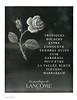 LANCÔME Diverse 1950 France 'Le parfums de Lancôme'