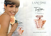 LANCÔME Trésor L'Eau de Toilette  2004 UK (recto-verso with scent strip) 'Discover the new L'Eau de Toilette - The lighter side of love'