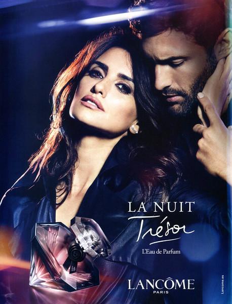 LANCÔME Trésor La Nuit 2016 Spain 'L'Eau de Parfum'