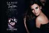 LANCÔME Trésor la Nuit 2015 France spread 'Le nouveau parfum féminin - Lancome.fr'