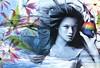 ESTÉE LAUDER Beyond Paradise 2003 Belgium spread 'La nouvelle fantasie en fragrance - enivrer les esns'