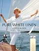 ESTÉE LAUDER Pure White Linen 2007 Canada 'The fragrance to live in all year long - La fragrance qui l'on porte durant toute l'année'
