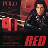 RALPH LAUREN Polo Red - Polo Red Intense 2016 Spain (San Remo stores) <br /> format 20 x 20 cm 'Featuring Intense - Polo Red, la fragancia de la velocidad, la adrenalina y la seducción - Polo Red Intense, su versión más estimulante y sofisticada'