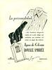 LEGRAIN Royale Ambrée 1945 Spain 'La personalidad del hombre elegante'
