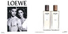 LOEWE 001 Man & Woman 2016 Spain spread (format 20 x 20 cm) <br /> 'Crystal bottle with wooden cap, 2016'