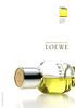 LOEWE pour Homme 2015 Spain (Academia del Perfume - Premios 2015 - Premio Mejor Perfume Clásico Masculino - Premio Especial Enriqe Puig) 'Mucho vivido. Mucho por vivir'