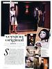 LOEWE Quizás, Quizás, Quizás 2007 Spain (advertorial Vogue) 'Versión original'