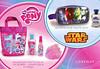 LORENAY My Little Pony - Star Wars 2014 Spain half page 'Bolsa Eau de Toilette 100 ml - Gel de baño - Champú 236 ml & esponja - Neceser & Eau de Toilette 50 ml'
