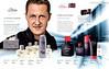 Michael Schumacher - World Champion by LR 2009 Germany (catalogue for France) 'Un vrai esprit combattant - Rapide comme l'éclair'