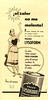 LYSOFORM Polvo para el Cuerpo talcum powder 1953 Argentina ¡El calor no me molesta!