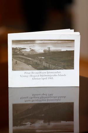 Pétur Brynjólfsson ljósmyndari : sýning í Bogasal Þjóðminjasafns Íslands