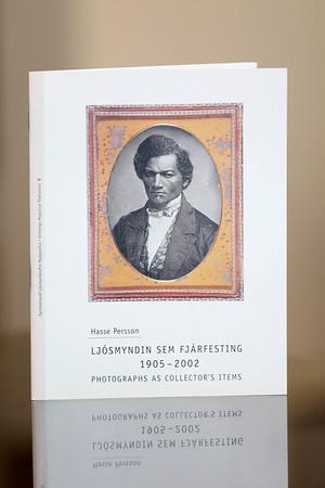 Ljósmyndin sem fjárfesting 1905-2002 = Photographs as collector's items 1905-2002