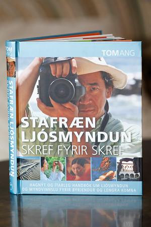 Stafræn ljósmyndun : skref fyrir skref / Tom Ang