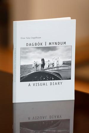 Dagbók í myndum = A visual diary / Einar Falur Ingólfsson