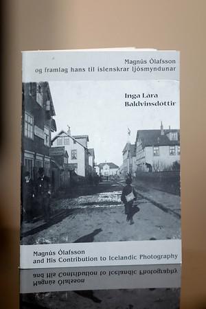 Magnús Ólafsson og framlag hans til íslenskrar ljósmyndunar