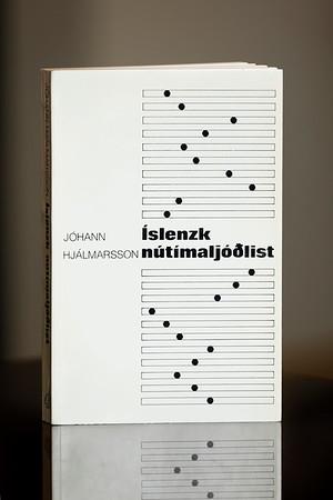 Íslensk nútímaljóðlist / Jóhann Hjálmarsson