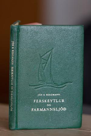 Ferskeytlur og farmannsljóð / Jón S. Bergmann
