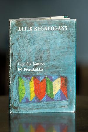 Litir regnbogans