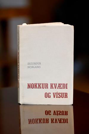 Nokkur kvæði og vísur / Sigurður Norland