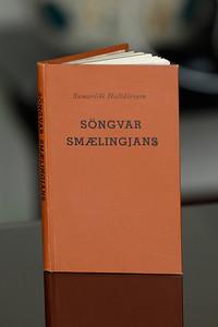 Söngvar smælingjans / Sumarliði Halldórsson