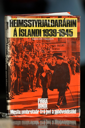 Heimsstyrjaldarárin á Íslandi 1939-1945 / Tómas Þór Tómasson