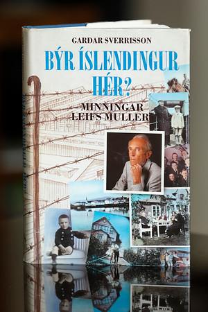 Býr Íslendingur hér? : minningar Leifs Muller