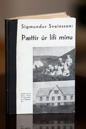 Þættir úr lífi mínu / Sigmundur Sveinsson