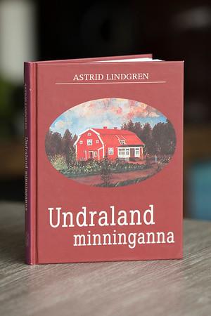 Undraland minninganna : um bernskuna, ástina og lífið / Astrid Lindgren
