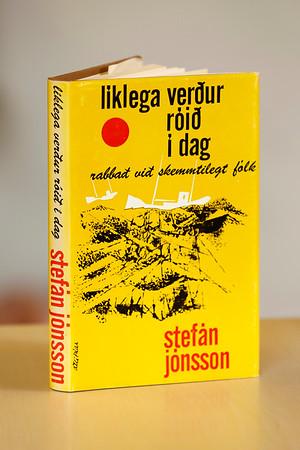 Líklega verður róið í dag : rabbað við skemmtilegt fólk / Stefán Jónsson
