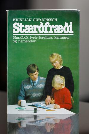Stærðfræði : handbók fyrir foreldra, kennara og nemendur / Kristján Guðjónsson