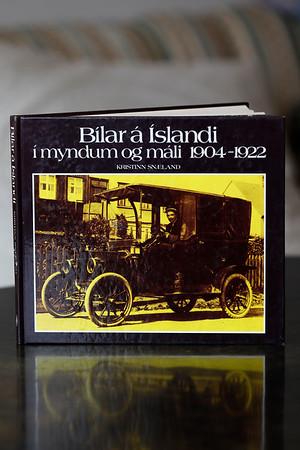 Bílar á Íslandi í myndum og máli 1904-1922