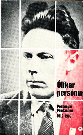 Ólíkar persónur : fyrstu ritverk í óbundnu máli 1912-1916